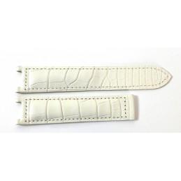 Cartier Bracelet croco pour Cartier Pasha 20 mm