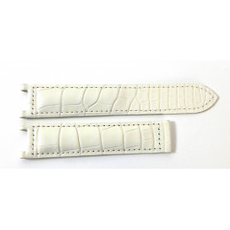 Cartier  croco strap for Cartier Pasha 20 mm