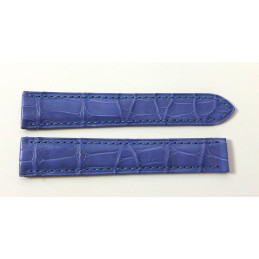 Cartier alligator strap 16 mm for  Tank Louis Cartier PM