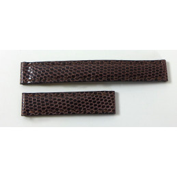 Cartier lizard strap 12 mm for Baignoire 1920