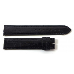 Cartier bracelet croco 17 mm pour Cartier Attaches Obus