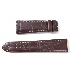 Bracelet AUDEMARS PIQUET croco marron 22mm