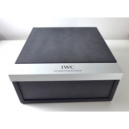 IWC watch box with full papers