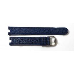 TISSOT Leather  Rock Watch strap 14 mm