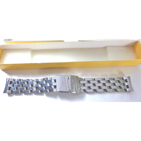 Breitling steel bracelet Pilote 19mm ref S1301 409A