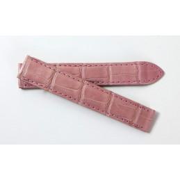 Cartier croco strap  for Cartier Panthère