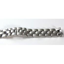 Baume et Mercier bracelet acier Hampton nouvelle génération