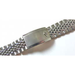 Crocodile MOVADO strap 20/14mm with buckle