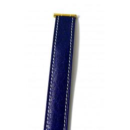 Boucheron bracelet cuir M