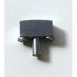 Poussoir acier 5mm