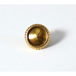 Gold crown  5,60 mm