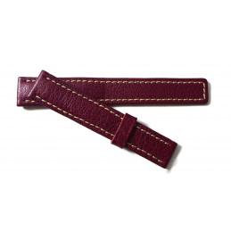 Tag Heuer bracelet cuir 15 mm