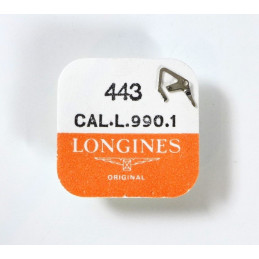 Longines, setting lever spring 3 pos. part n° 443