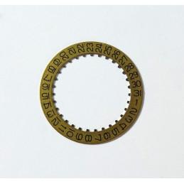 Longines Indicateur de quantième pièce 2557 - cal 970.2