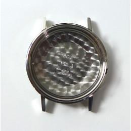 Eterna boitier acier 34 mm