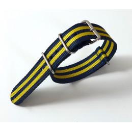 NATO Bracelet nylon 18 mm