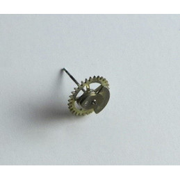 Minute recording runner mounted part  8020 caliber 11-12