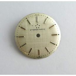 Cadran Eterna Matic 25,40 mm