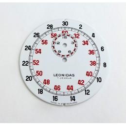 Cadran de compteur Leonidas - Diamètre 46,53 mm