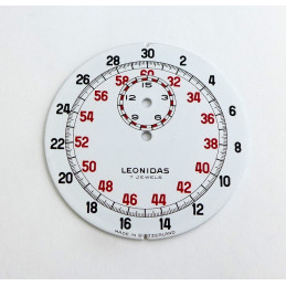 Register dial Leonidas - Diameter 46,53 mm