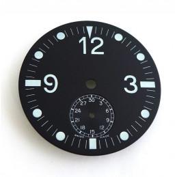 Cadran de chrono de bord  - Diamètre 44 mm