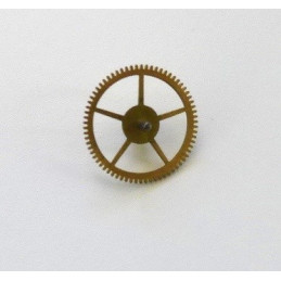 Longines, roue de centre cal 27M