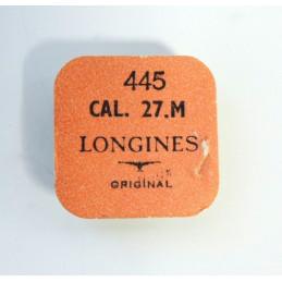 Longines, ressort de tirette pièce 445 cal 27M