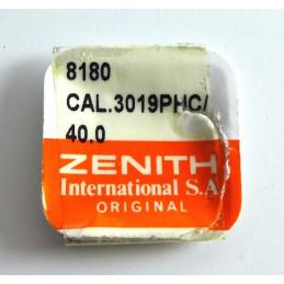 Zenith, bascule de remise à zéro pièce 8180 cal 3019