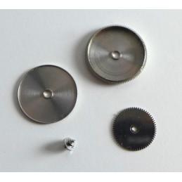 Zenith, complete barrel part 180/2 cal 3019