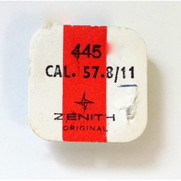 Zenith, ressort de tirette pièce 445 cal 57,8/11