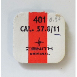 Zenith, tige de remontoir pièce 401 cal 57,8