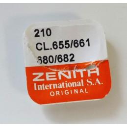 Zenith, roue moyenne pièce 210 cal 655_661_680_682
