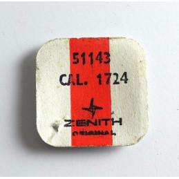 Zenith, vis de masse oscillante pièce 51143 cal 1724