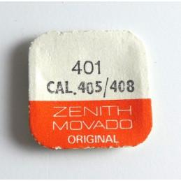 Zenith, tige de remontoir pièce 401 cal 405 - 408