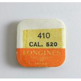 Longines, winding pinion part 410 caliber 520