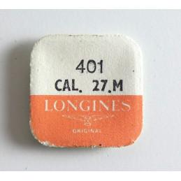 Longines, tige de remontoir pièce 401 cal 27M