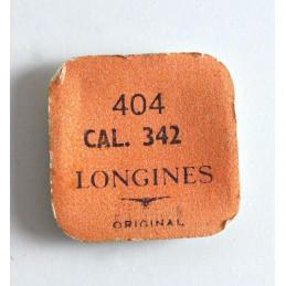 Longines, tige de remontoir pièce 404 calibre 342