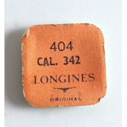 Longines, winding stem part 404 caliber 342