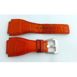 Bell and Ross croco strap BR01