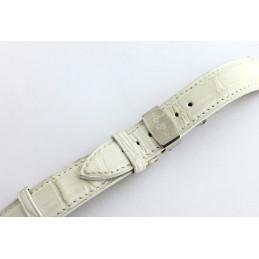 Bell and Ross bracelet croco avec boucle déployante