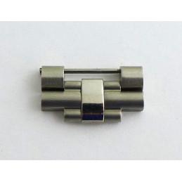 Demi -maillon acier Baume et Mercier 18,15mm