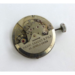 Henri Sandoz automatic movement  AS1562N