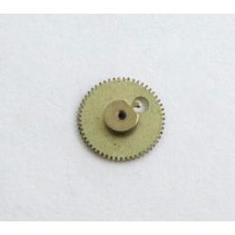 Tissot, roue de minuterie pièce 260 cal 430