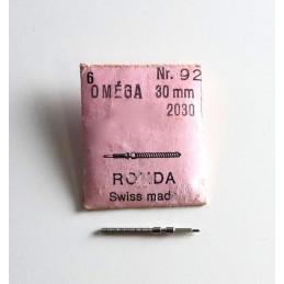 Omega winding stem cal 2030