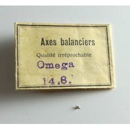 Omega, balance staff cal 14.8