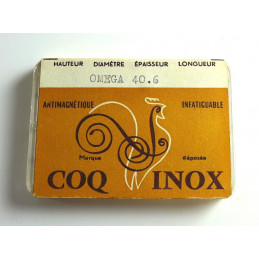 Omega, mainspring cal 40.6