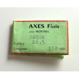 Omega, axe de balancier cal 26.5