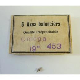 Omega, axe de balancier cal 453