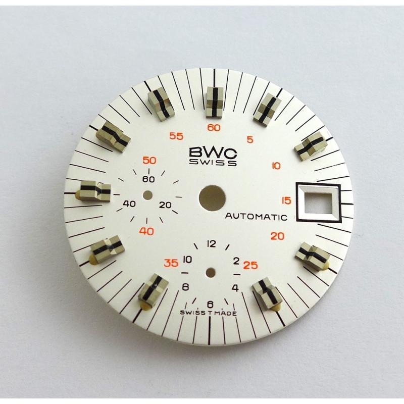 Valjoux chrono dial diamèter 30,51 mm