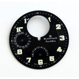 Blancpain cadran Tourbillon diamètre 30 mm